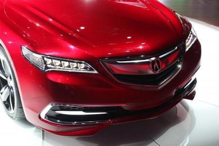 Llega a México el Acura TLX 2015: Un auto de lujo con desempeño deportivo