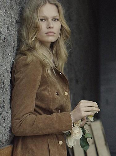 Anna Ewers, nueva imagen de Mango