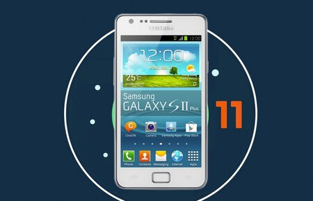 Samsung Galaxy S2 Lineage Το Android 11