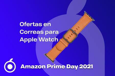 Las mejores correas para el Apple Watch en oferta por el Amazon Prime Day