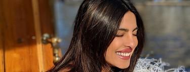 Priyanka Chopra celebra su despedida de soltera con plumas y a lo loco