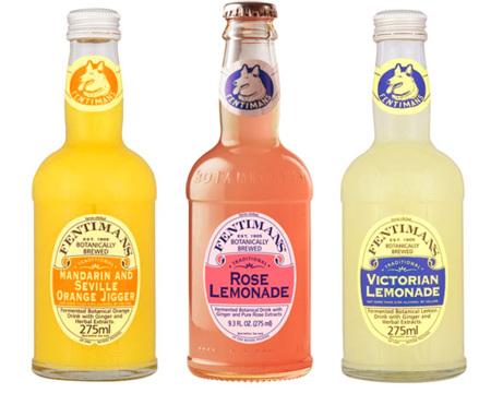 Fentimans, la colección de sodas más chic del verano
