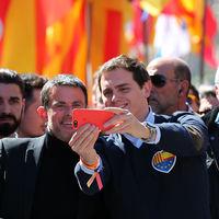 Manuel Valls, el extranjero que ayudaría a Ciudadanos a luchar por la unidad de España en Barcelona