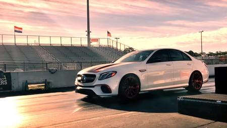 RENNtech le ha sacado 800 CV al Mercedes-AMG E 63 S para convertirlo en el Clase E más rápido del mundo