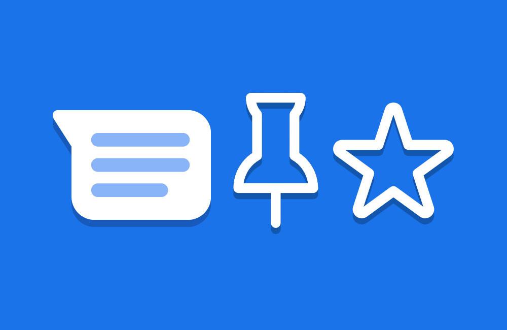 Google Mensajes te proporcionara fijar dialogaciones y descatar mensajes