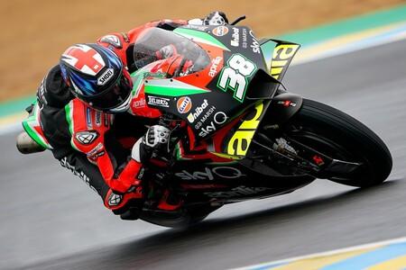 Bradley Smith Francia Motogp 2020