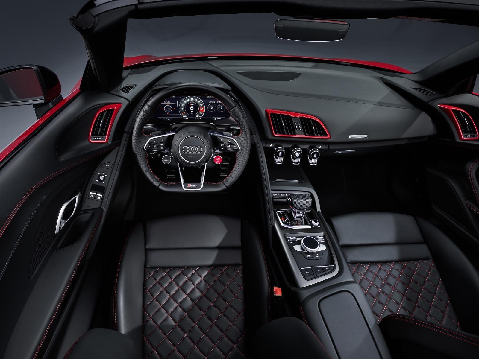 Foto de Audi R8 V10 RWS (7/12)