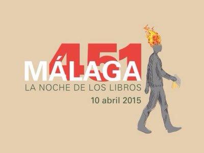 Málaga 451, llega la Noche de los Libros a esta ciudad