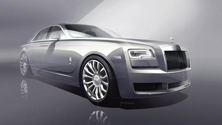 Solo 35 clientes podrán experimentar lo que es conducir un Rolls-Royce Silver Ghost de edición limitada