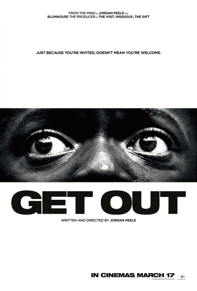 Espinof Mejores Carteles 2017 Get Out