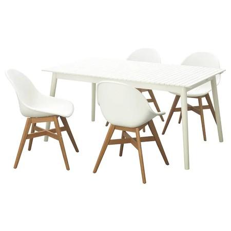 Hattholmen Fanbyn Table 4 Chairs Outdoor 0754670 Pe748028 S5
