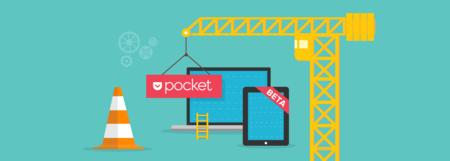 Pocket estrena canal de betas en Android con recomendación personalizada de lecturas