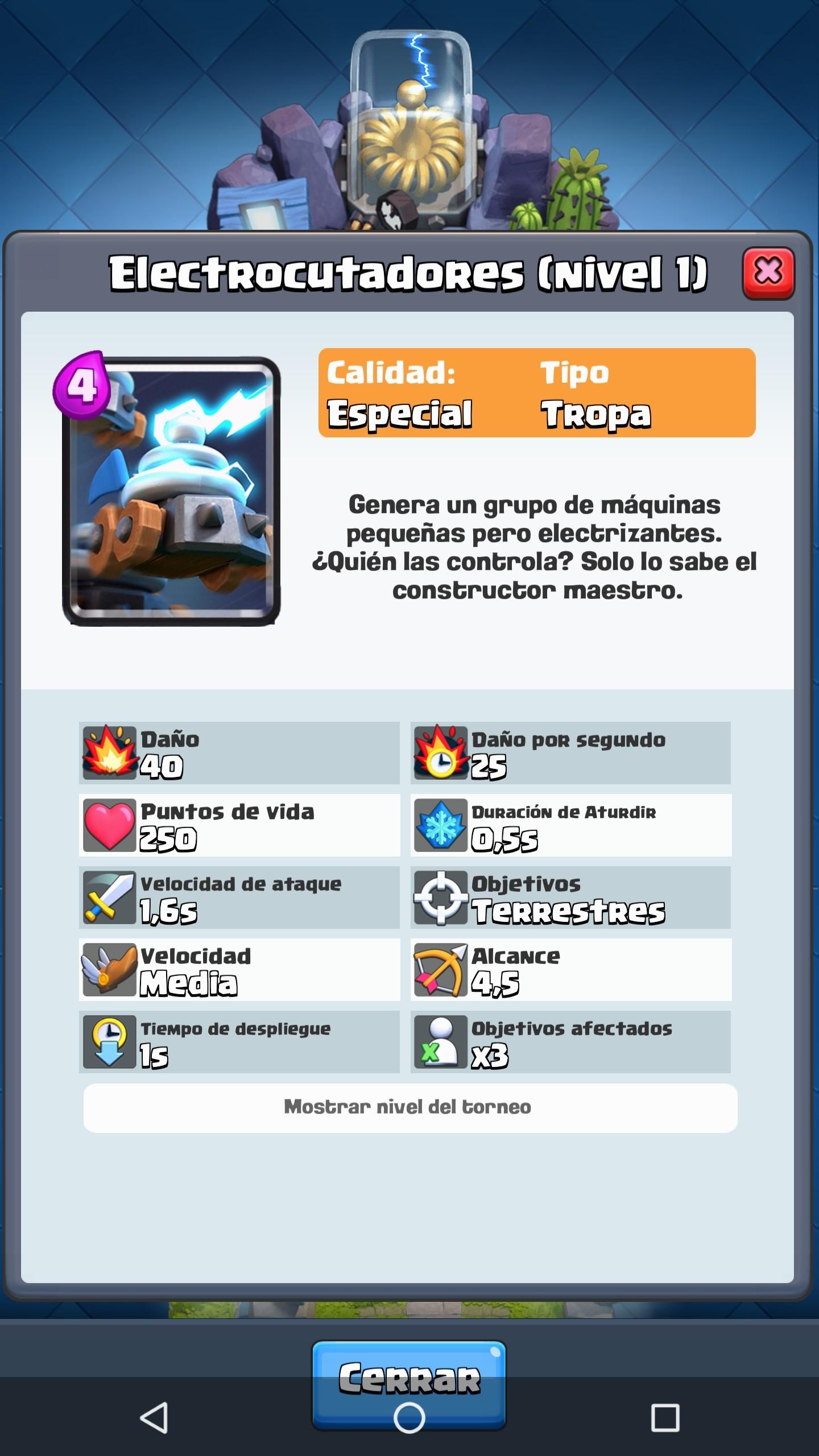 Foto de Nueva actualización Clash Royale (4/7)