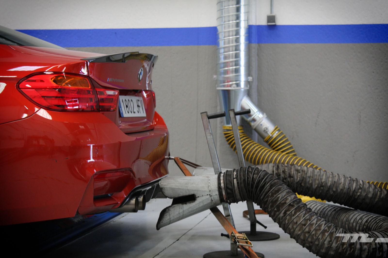 Foto de BMW M4 Performance (prueba en banco de potencia) (37/40)