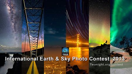 Earth and Sky Photo Contest 2013, descubre algunas de las mejores nocturnas del momento
