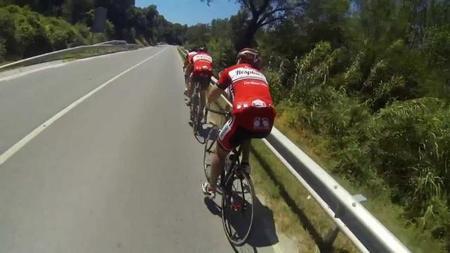 Un rayo láser para multarte si no dejas distancia de seguridad con los ciclistas