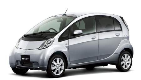Llamada a revisión del Mitsubishi i-MiEV por un problema de frenos