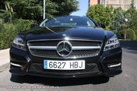 Mercedes CLS 350, prueba (equipamiento y versiones)