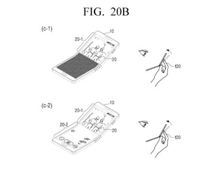 """Una misteriosa patente de Samsung apunta a un """"músculo artificial"""" para dispositivos flexibles"""