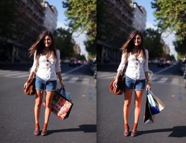 Bloggers de éxito, ¿sabríais vestir sin las grandes firmas?