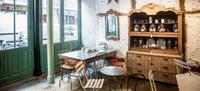 Il Tavolo Verde Organic Cafe & Antic market. Un espacio coqueto y encantador a dos pasos del Retiro