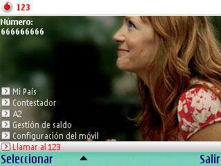 123 en tu mano, de Vodafone