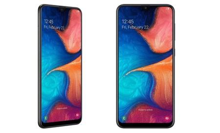 Samsung Galaxy A20 Mexico