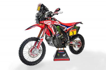 Honda CRF450 Rally Dakar 2021