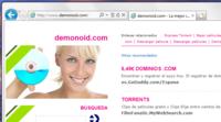 Demonoid pone sus dominios a la venta
