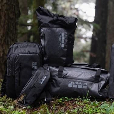 ¿Amante de la aventura y deportes al aire libre? Entonces amarás los nuevos bolsos de GoPro
