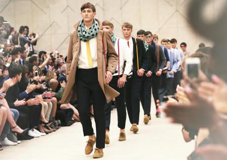Burberry Prorsum Menswear SS 2014