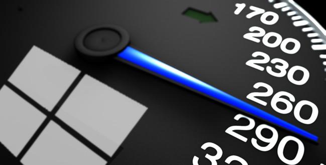 Representación del rendimiento de Windows 8
