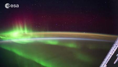 Demos un espectacular viaje por el espacio con la Estación Espacial Internacional