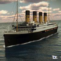 Inicia la construcción del 'Titanic II': será una replica del original y se espera que haga la misma ruta en 2022