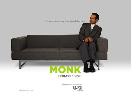 'Monk' se despide con el capítulo más visto de su historia