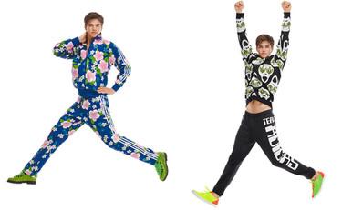 Jeremy Scott para Adidas: la diversión está asegurada el próximo Otoño-Invierno 2012/13