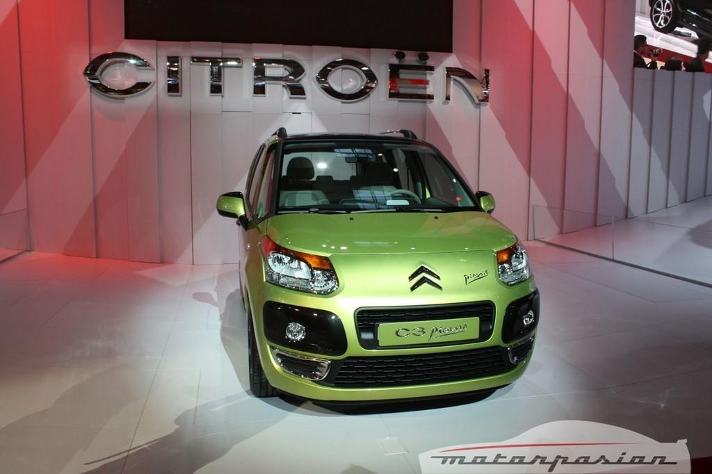 Foto de Citroën C3 Picasso en el Salón de París 2008 (1/27)
