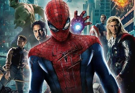 Spider-Man y Los Vengadores