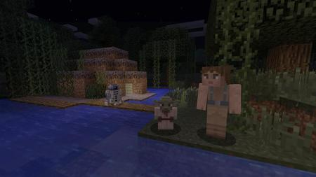 Minecraft Star Wars Pack (8)