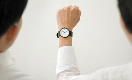 Sharing Watch, reloj para compartir la hora