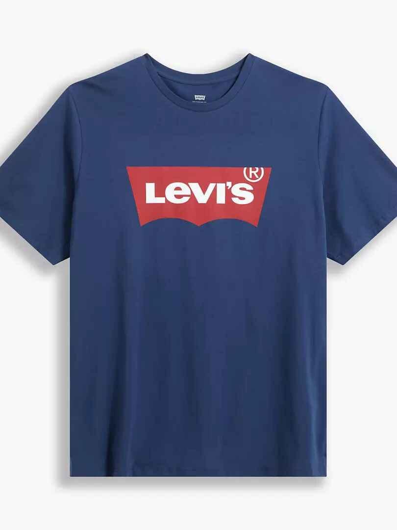 Camiseta con estampado de logo