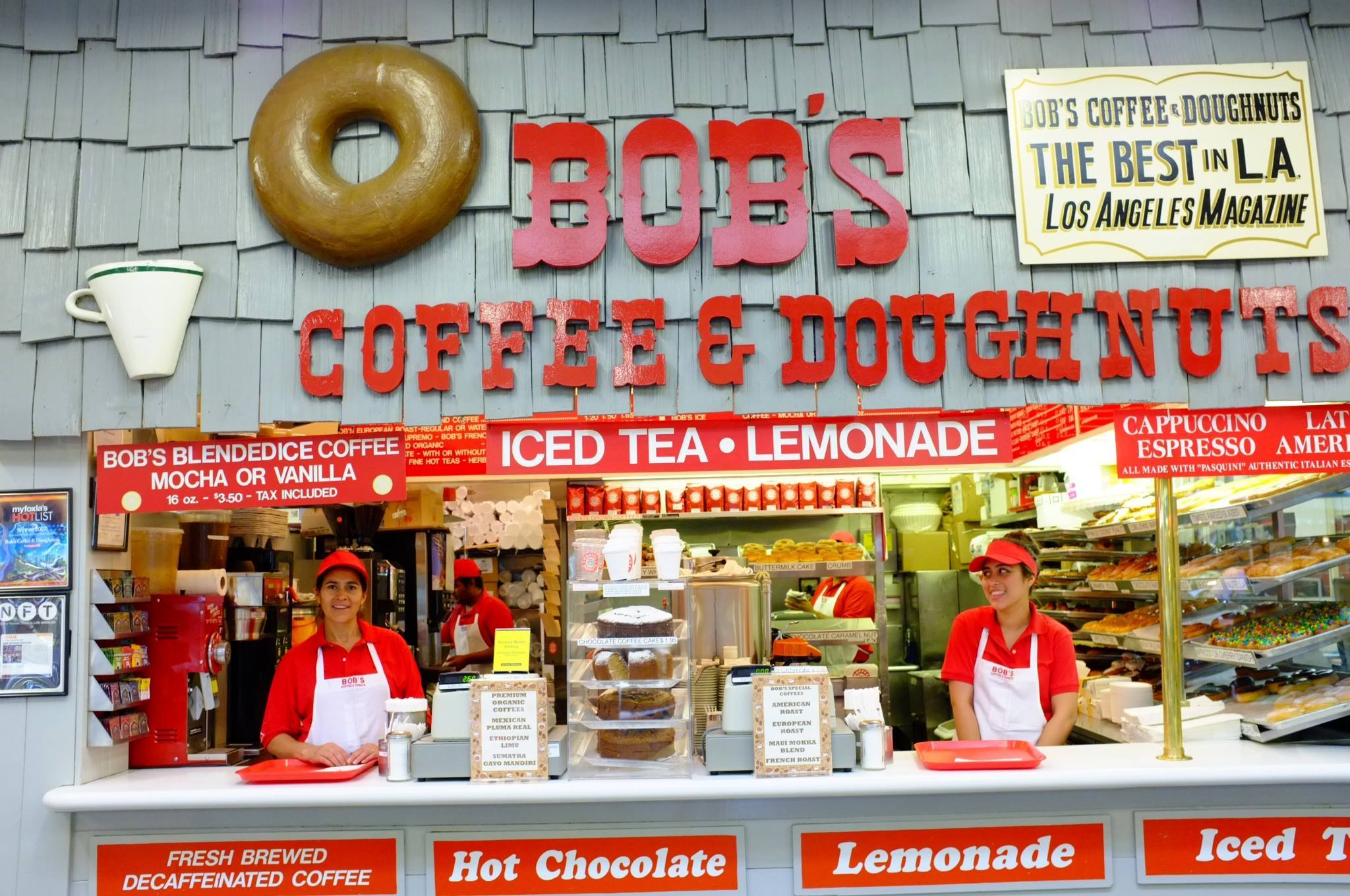 Foto de Bob's Coffee and Donuts (1/4)