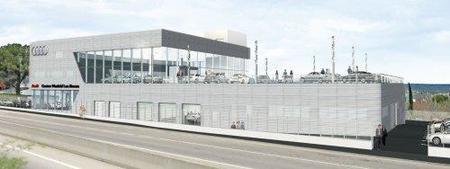 Audi invierte 25 millones de euros en un macro concesionario en España