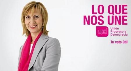 """Rosa Díez: """"Lo de la SGAE merece un repaso"""""""