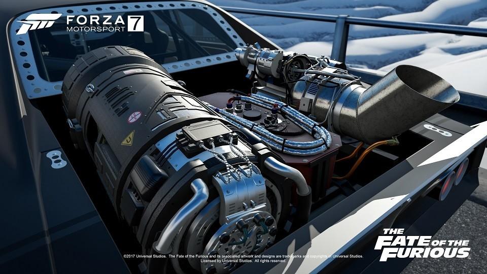 Foto de The Fate of the furious en Forza Motorsports 7 (4/8)