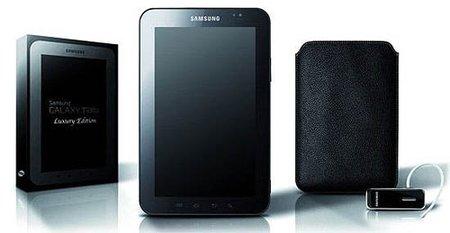 Samsung Galaxy Tab, Luxury Edition