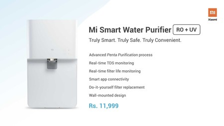 Xiaomi Mi Smart Water Purifier 1