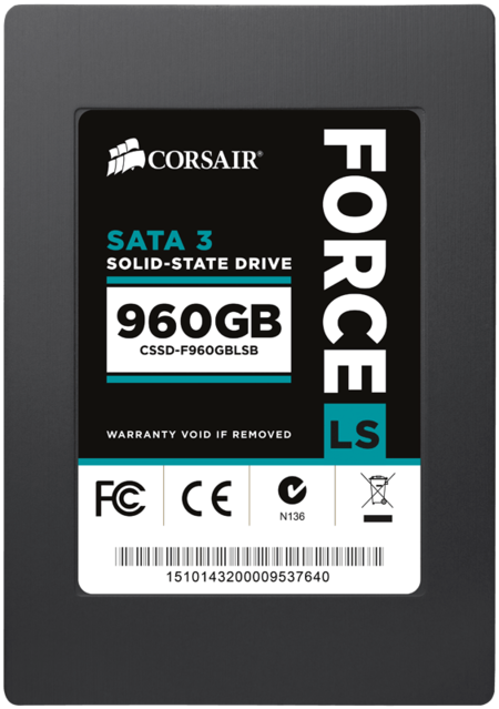 Corsair Force Ls Ssd