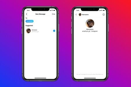 Impedir a los adultos enviar mensajes a menores y advertir a estos del peligro: las medidas de Instagram contra el abuso