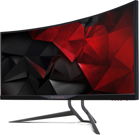 Acer Predator X34 Ultra Wide Curved G Sync Gaming Monitor